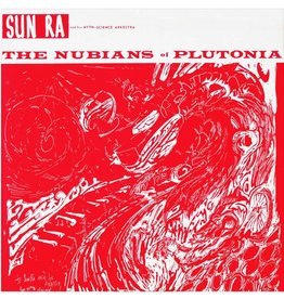 Cornbread Records Sun Ra - Nubians Of Plutonia