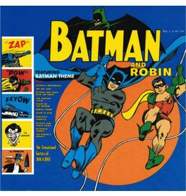 DOL Sun Arkestra & Blues Project - Batman & Robin