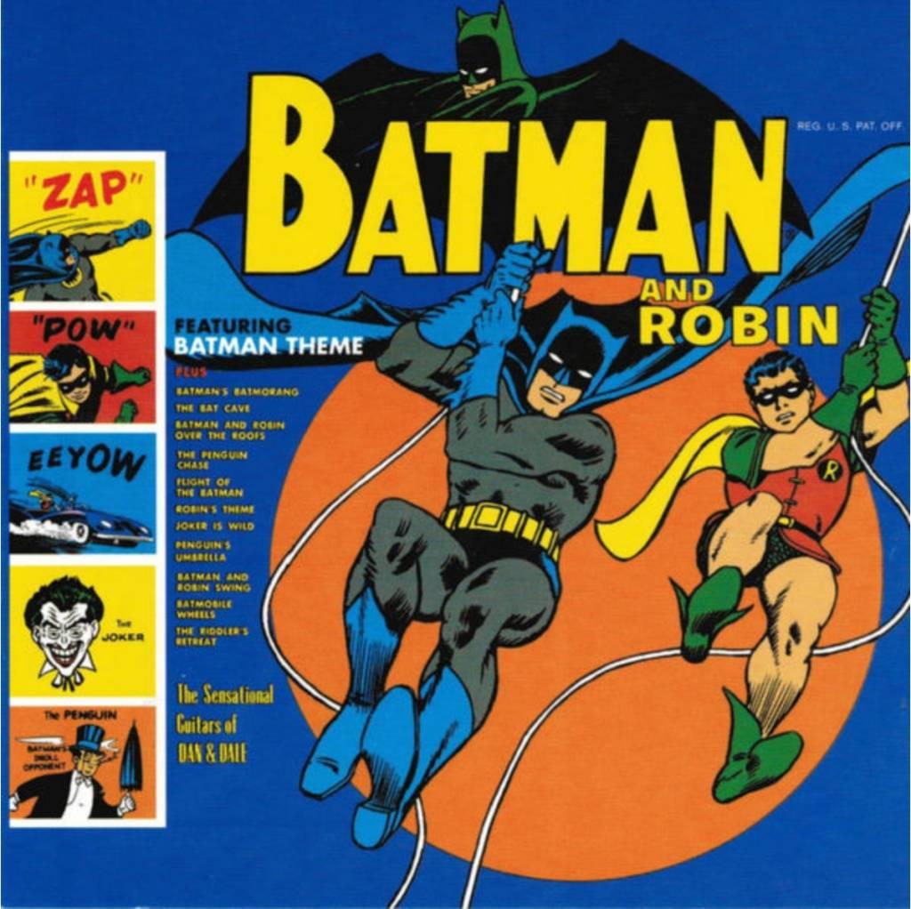 DOL Sun Arkestra & Blues Project - Batman & Robin