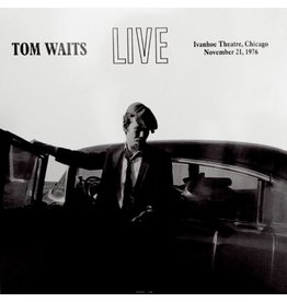 DOL Tom Waits - Live At The Ivanhoe Theatre. Chicago. Il - November 21. 1976