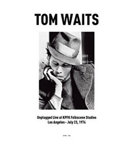 DOL Tom Waits - Unplugged Live At KPFK Folkscene Studios, Los Angeles, 1974