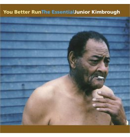 Fat Possum Records Junior Kimbrough - You Better Run: The Essential