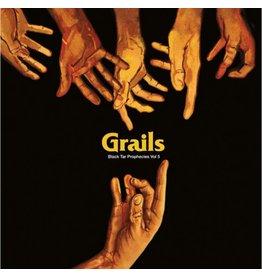 Kemado Records Grails/Pharoah Overlord - Black Tar Prophecies Volume 5