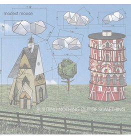 Glacial Pace Recordings Modest Mouse - Building Nothing Out Of Something