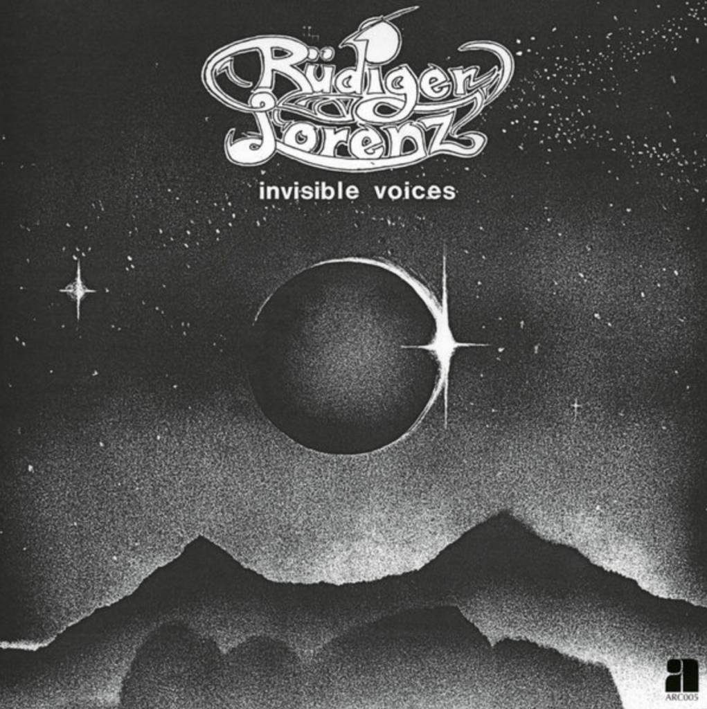 Anthology Recordings Rudiger Lorenz - Invisible Voices