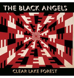 Blue Horizon The Black Angels - Clear Lake Forest