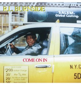 Fat Possum Records RL Burnside - Come On In