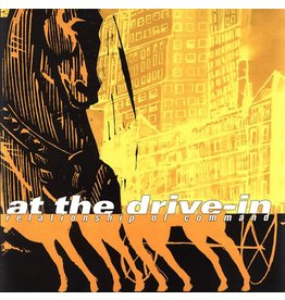 Transgressive Records At The Drive-In - Relashionship Of Command