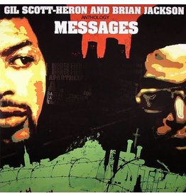 Soul Brother Gil Scott-Heron/Brian Jackson - Anthology: Messages