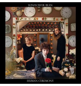 Fat Possum Records Sunflower Bean - Human Ceremony