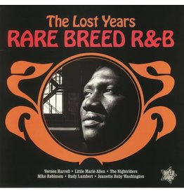 Outta Sight Various - Rare Breed R&B: The Lost Years