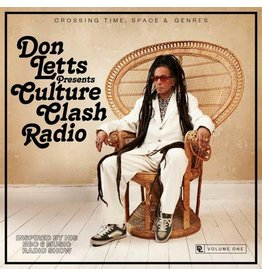 Station 5 Various - Don Letts Presents Culture Clash Radio