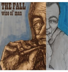 Cherry Red Records The Fall - Wise Ol Man