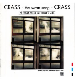 Crass Records Crass - Ten Notes On A Summers Day