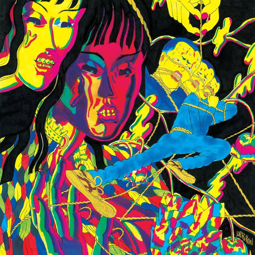 Castle Face Records Thee Oh Sees - Drop