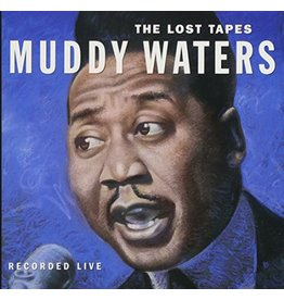 Blind Pig Records Muddy Waters - The Lost Tapes