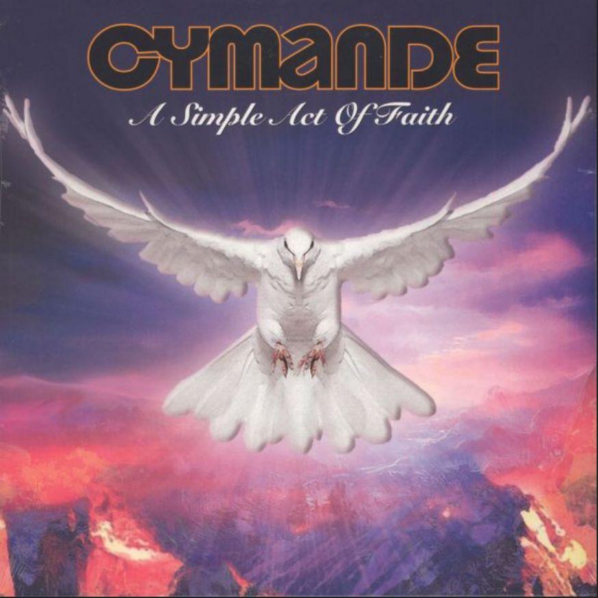 Cherry Red Cymande - A Simple Act Of Faith