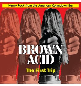 Riding Easy Records Various - Brown Acid: The First Trip