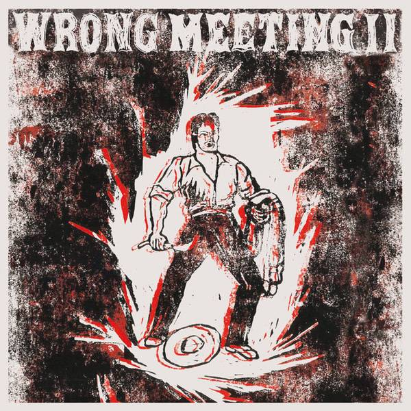 Rotters Golf Club Two Lone Swordsmen - Wrong Meeting II