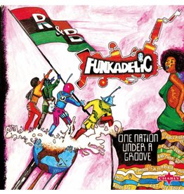 Charly Funkadelic - One Nation Under A Groove