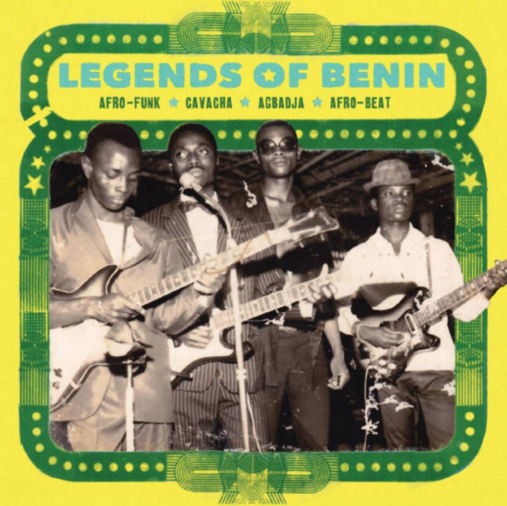 Analog Africa Various - Legends Of Benin