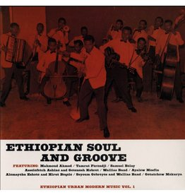 Heavenly Sweetness Various - Ethiopian Soul And Groove