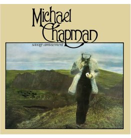 Secret Records Michael Chapman - Savage Amusement