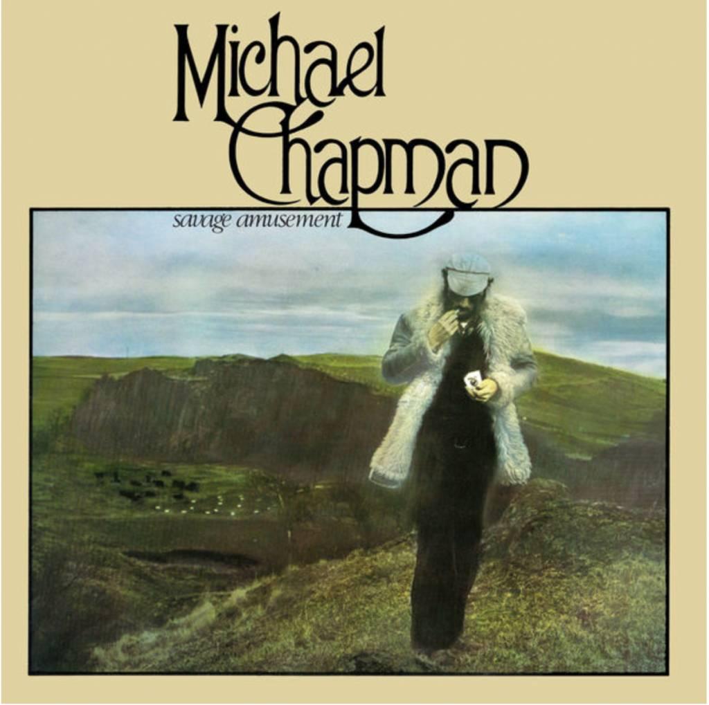 Secret Records Michael Chapman - Savage Amusement