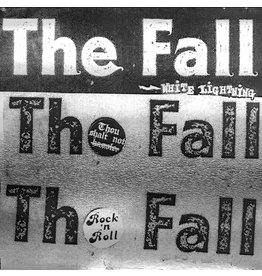 Secret Records The Fall - White Lighning