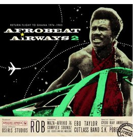 Analog Africa Various - Afrobeat Airways 2