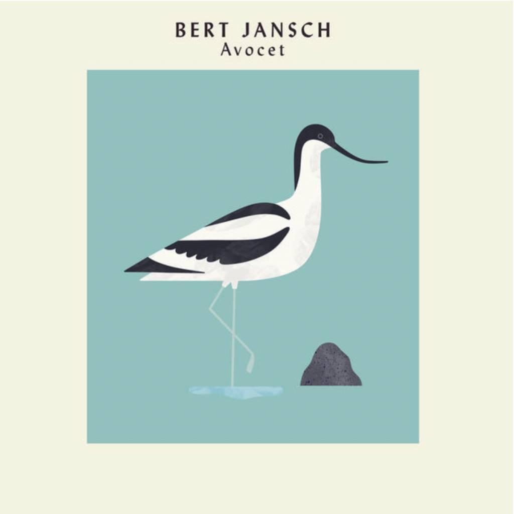 Earth Recordings Bert Jansch - Avocet