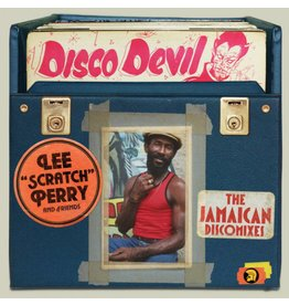"""Get On Down Lee """"Scratch"""" Perry - Disco Devil"""