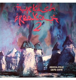 Bouzouki Joe Records Various - Turkish Freakout Vol. 2