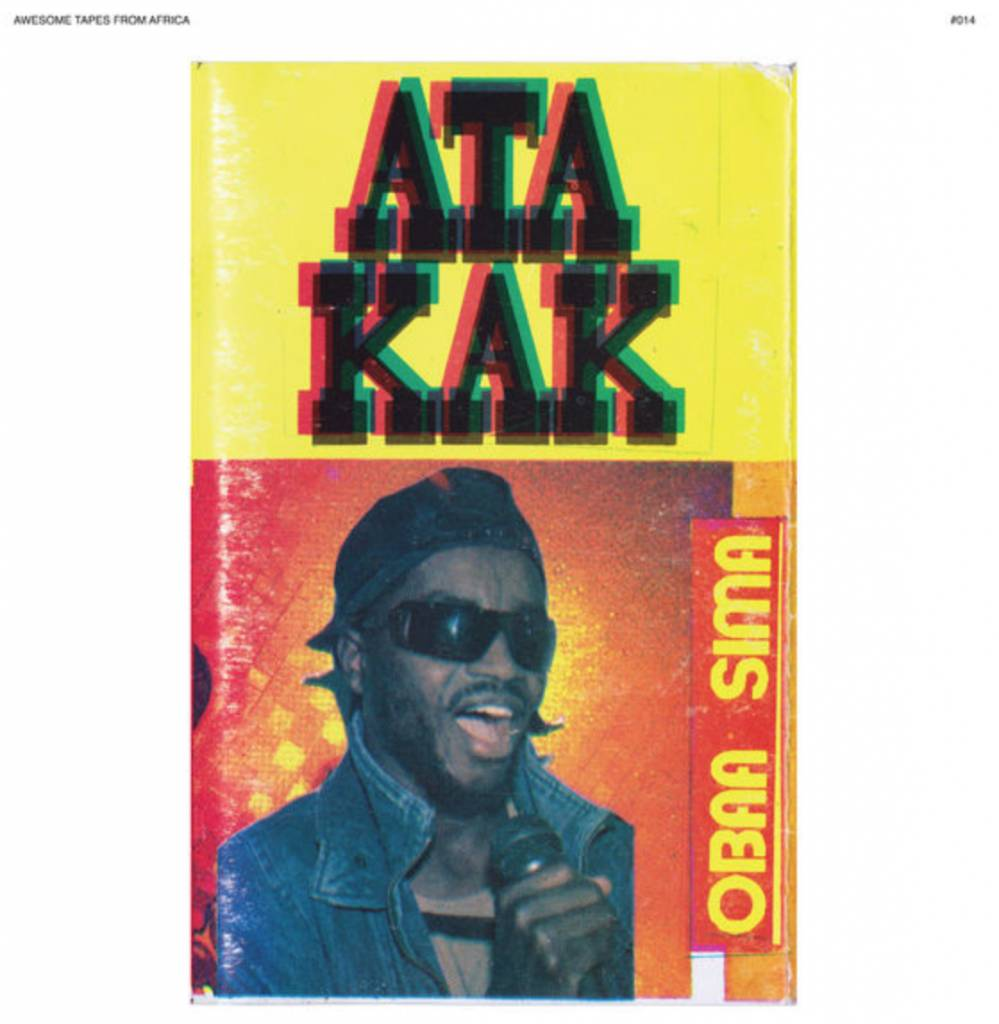 Awesome Tapes From Africa Ata Kak - Obaa Sima