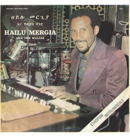 Awesome Tapes From Africa Hailu Mergia & The Walias - Tche Belew