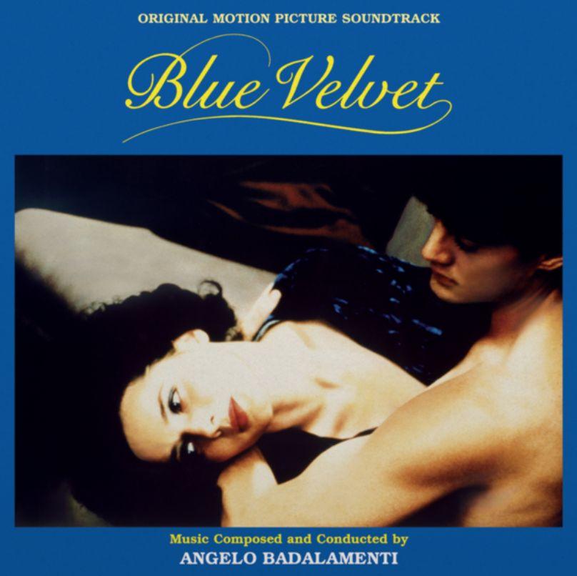 Fire Records Angelo Badalamenti - Blue Velvet