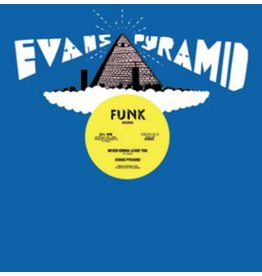 Cultures Of Soul Evans Pyramid - Never Gonna Leave You / Dip Drop