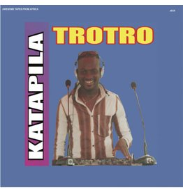 Awesome Tapes From Africa DJ Katapila - Trotro