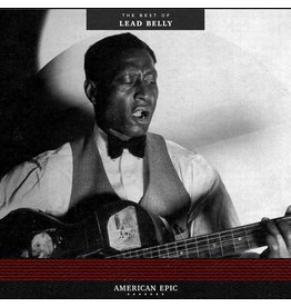Third Man Records Lead Belly - American Epic: The Best Of Lead Belly
