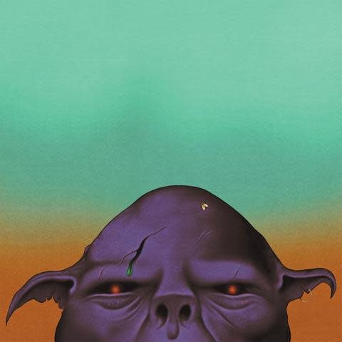 Castle Face Records Oh Sees - Orc