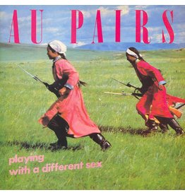 Warner Music Group Au Pairs - Playing With A Different Sex