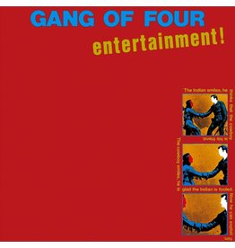 Warner Music Group Gang Of Four - Entertainment