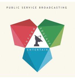 Test Card Recordings Public Service Broadcasting - Inform-Educate-Entertain
