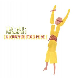 Touch and Go Records Ted Leo & Pharmacists - Living With The Living