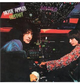 Jackpot Records Silver Apples - Contact