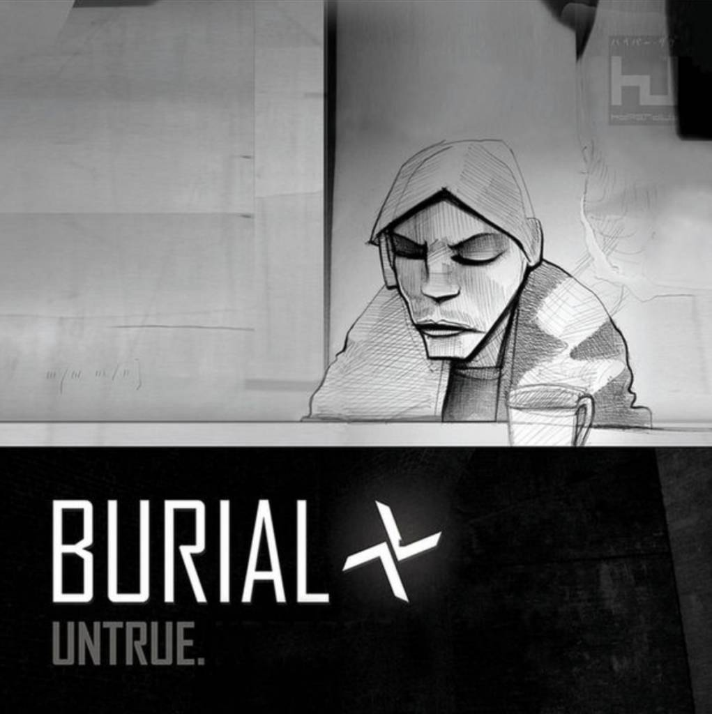 Hyperdub Burial - Untrue