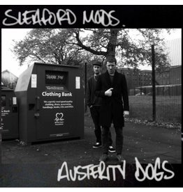 Harbinger Sound Sleaford Mods - Austerity Dogs