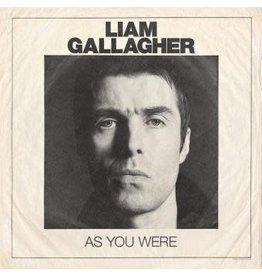 Warner Music Group Liam Gallagher - As You Were