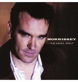 Warner Music Group Morrissey - Vauxhall And I