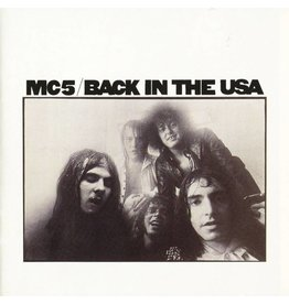 Warner Music Group MC5 - Back In The USA